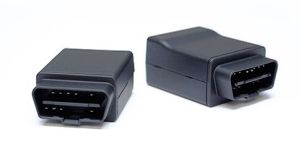 Plug in GPS Tracker OBD-II unit for easy installation